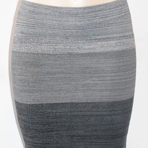 BCBG MAX AZRIA SCARLETT Skirt Pencil XS
